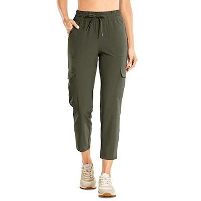 CRZ YOGA Lightweight Cargo Pants