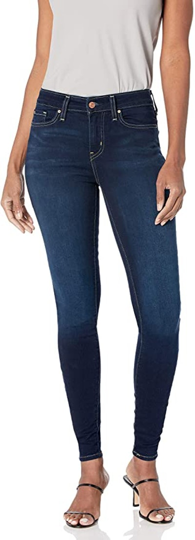 Signature by Levi Strauss & Co. Gold Label Plus-Size Modern Straight Jeans