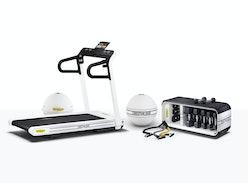 Dior Technogym fitness equipment