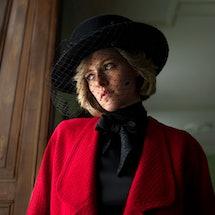 Kristen Stewart as Princess Diana in 'Spencer'
