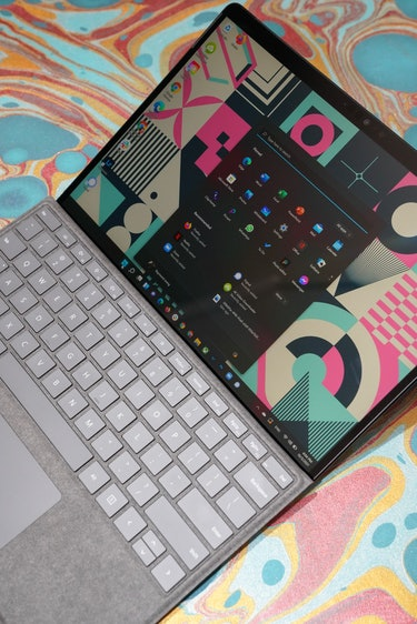 Surface Pro 8 review: Ships with Windows 11 preinstalled.
