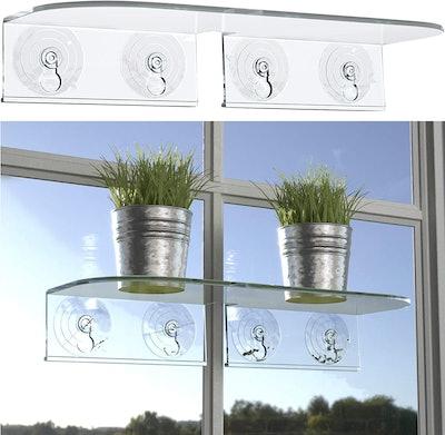 Window Garden Window Shelf