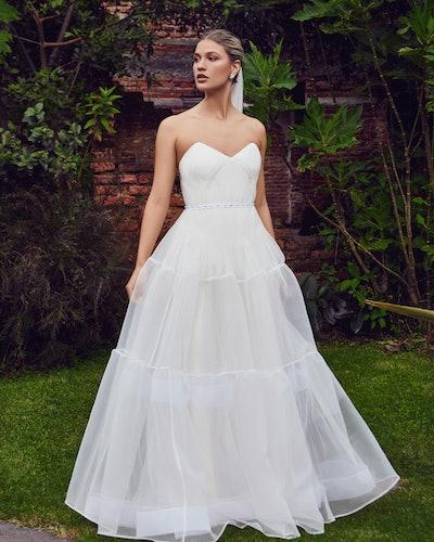 The Bren gown from Nadia Manjarrez Studio Bridal.