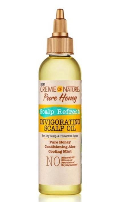 Creme Of Nature Invigorating Scalp Oil