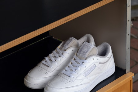 Eames Reebok Club C Monotone Pack White