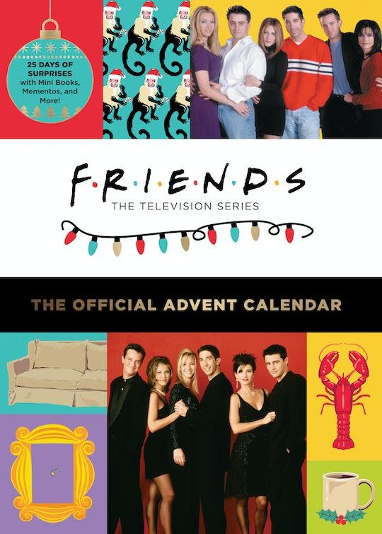 the 'friends' advent calendar