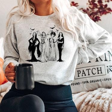 Spooky Girls Sweatshirt