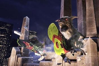 Reebok x Ghostbusters Answer IV sneaker