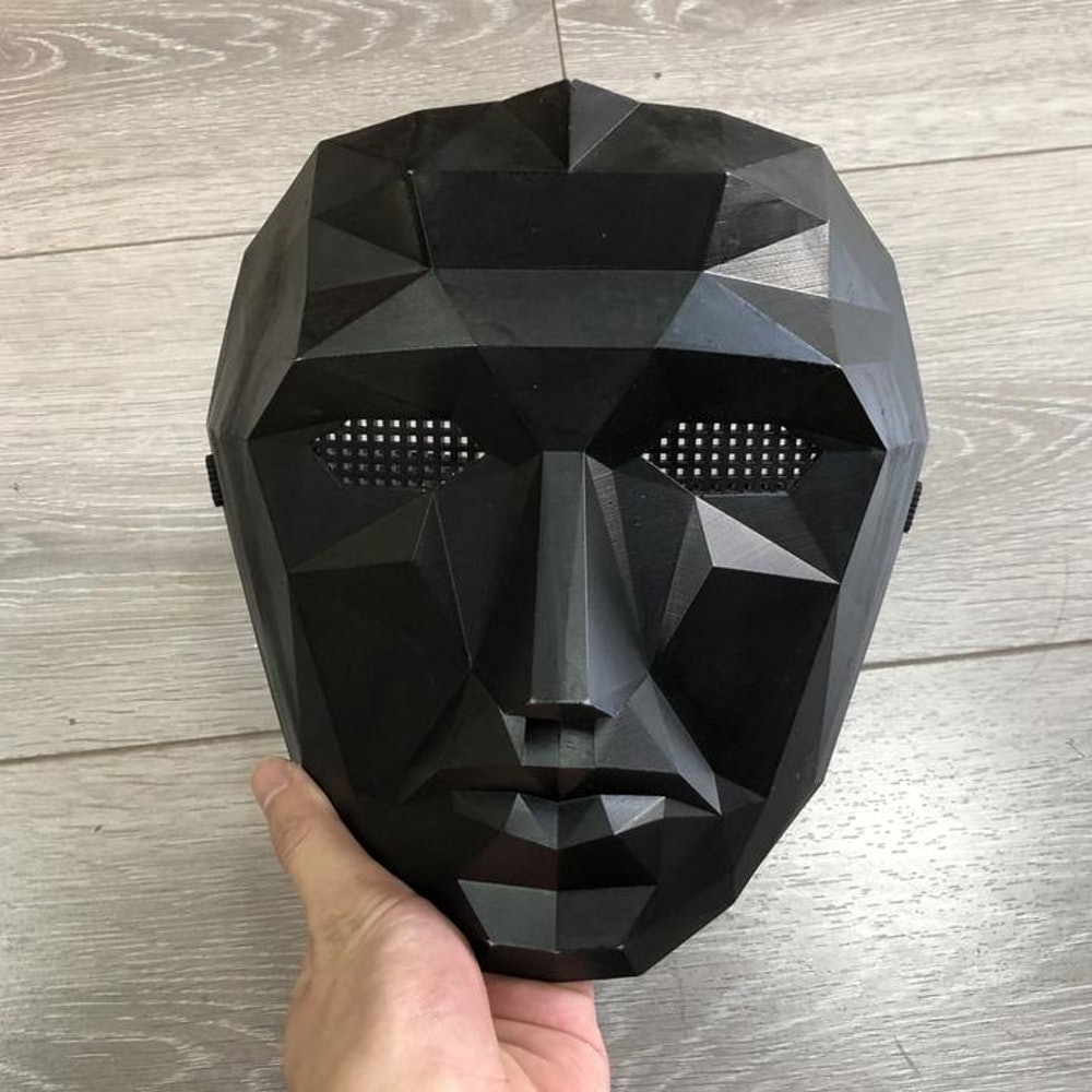 Front Man Face Mask