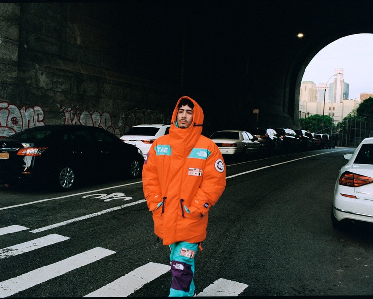 The North Face Trans-Antarctica Collection