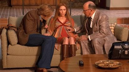 Elizabeth Olsen as Wanda in the 1970s