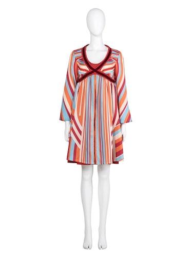 WandaVision Wanda Striped Maternity Dress Halloween Costume