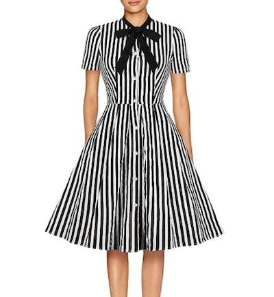 Wellwits Vintage Shirt Dress