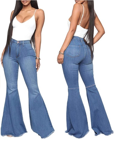 YouSexy Flare Bell Bottom Jeans