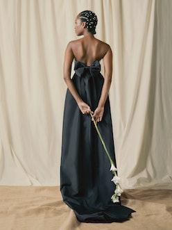SCORCESA Autumn 2022 wedding gown.