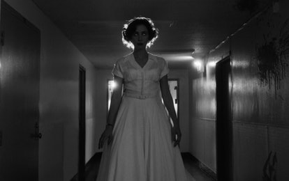 Maria Wycoff on 'AHS: Double Feature' can be a great DIY Halloween costume.