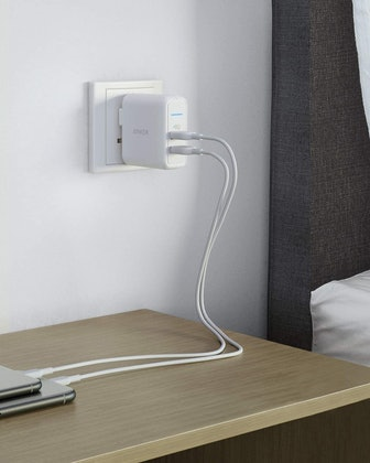 Anker Elite Dual Port Wall Charger