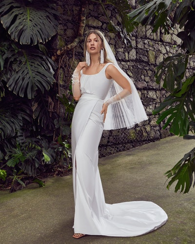 The Lucila gown from Nadia Manjarrez Studio Bridal.