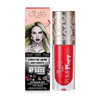 Christine Quinn Villain Pump Plump Lip Gloss