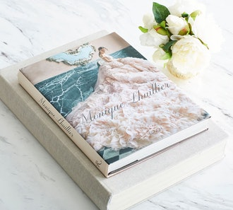 Save Email a friend Print Monique Lhuillier: Dreaming Of Fashion And Glamour Coffee Table Book
