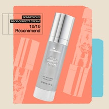 An honest review of SkinMedica's Neck Correct Cream.