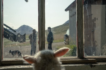 Lamb A24 movie