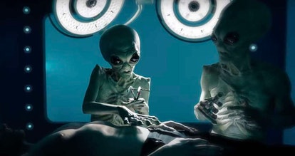 The aliens on 'AHS: Double Feature' make for great DIY Halloween costumes.