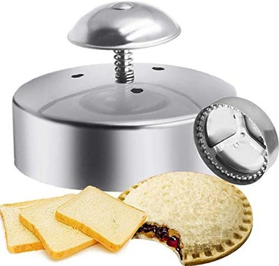 Bento Lunchbox Stainless Steel Cut Seal Press and Decruster