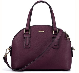 LOVEVOOK Dome Satchel Bag