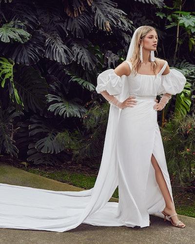 Lucila gown from Nadia Manjarrez Studio Bridal.