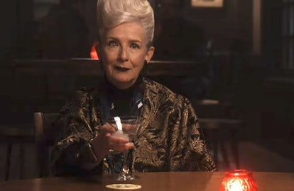 Belle Noir on 'AHS: Double Feature' has a signature style that can be made into a DIY Halloween cost...