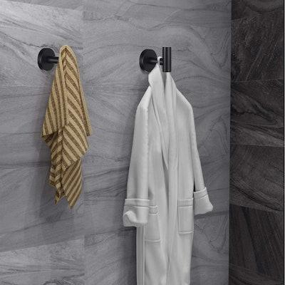 Homagic Wall Towel Hooks (4-Pack)