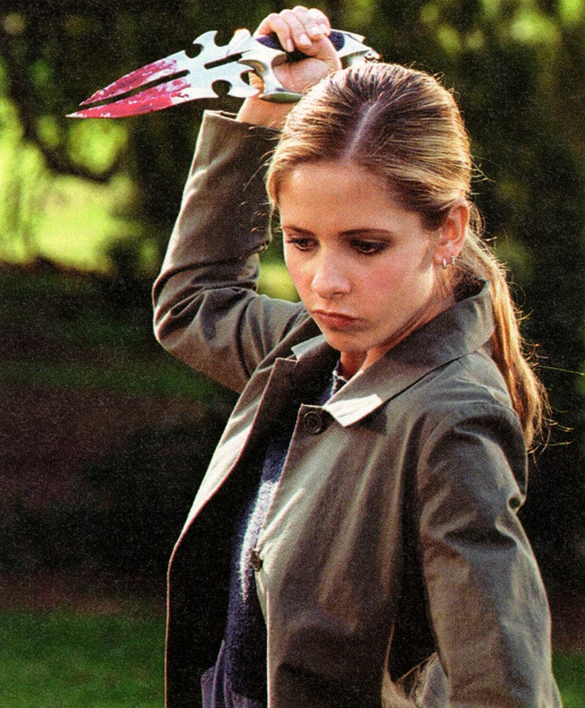 Buffy Summers is Buffy the Vampire Slayer.
