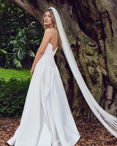 Gaby gown from Nadia Manjarrez Studio Bridal.
