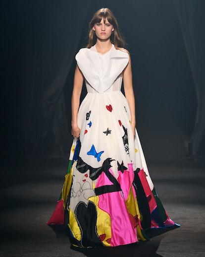 Christian Dior's piece for Elbaz.