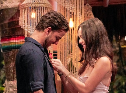 Noah and Abigail on 'Bachelor in Paradise'