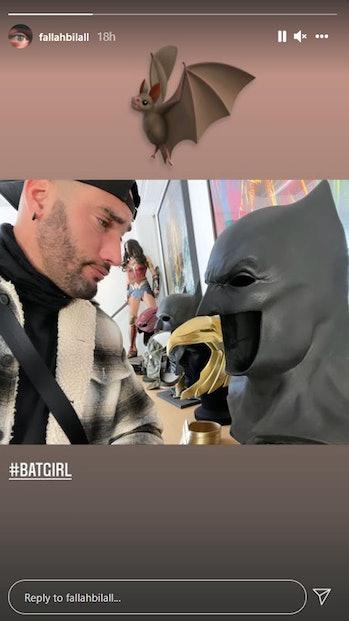 Batgirl Director Teases Batman Ben Affleck