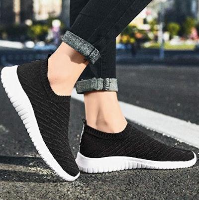 LANCROP Slip-On Sneakers