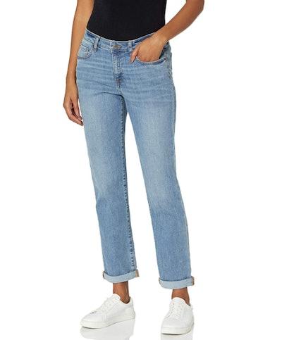 Amazon Essentials Mid-Rise Girlfriend Jeans