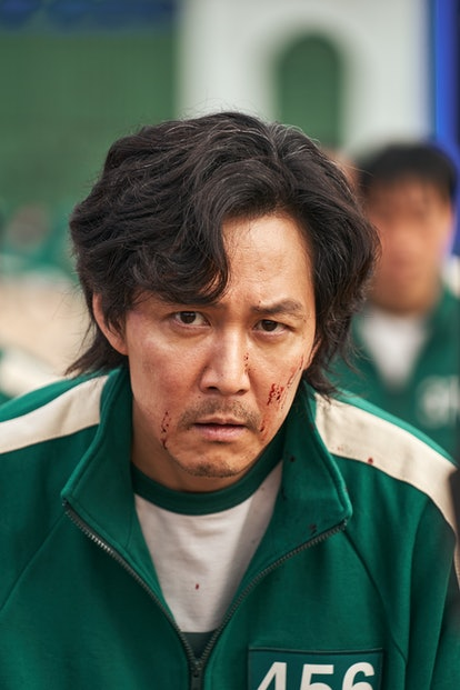 Gi-hun might not be totally safe in 'Squid Game' Season 2. Photo via Netflix