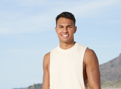 Aaron Clancy on 'Bachelor In Paradise'