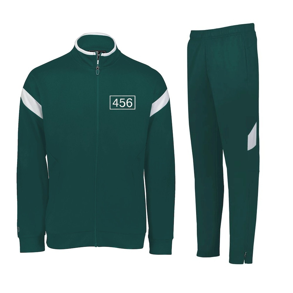 Squid Game Limitless Tracksuit