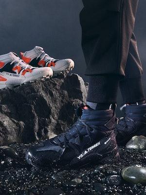 Y-3 Adidas Terrex Swift R3 GTX Sneaker Boot