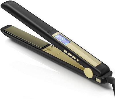 VAVOOV Hair Straightener with Titanium Plates