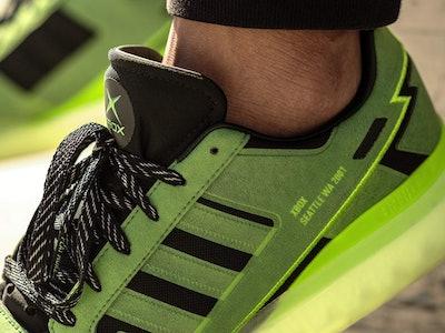 Xbox Adidas 20th Forum Tech sneaker