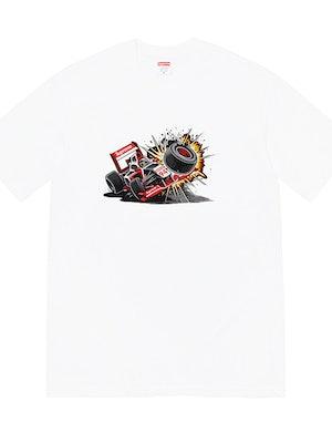 Supreme Sean Cliver Crash T-Shirt