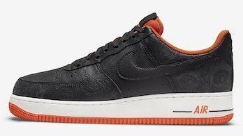 Nike Halloween Air Force 1