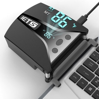 IETS Laptop Fan Cooler With Temperature Display
