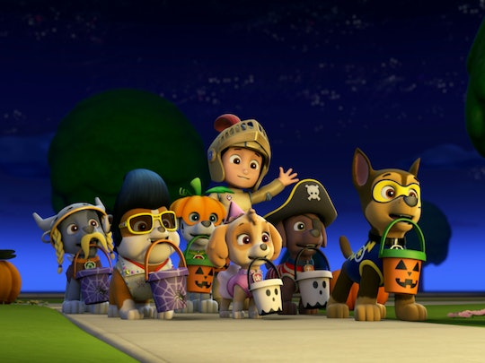 PAW Patrol has a bunch of Halloween specials to stream.