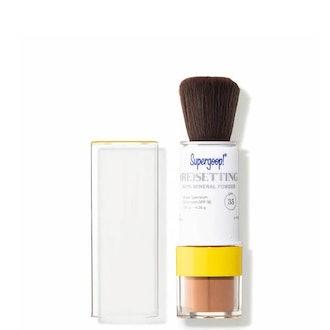 (Re)setting 100% Mineral Powder Sunscreen SPF 35 PA+++